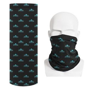LogoWest can put your logo on Multi Functional Neck Gaiter Scarf Mask!